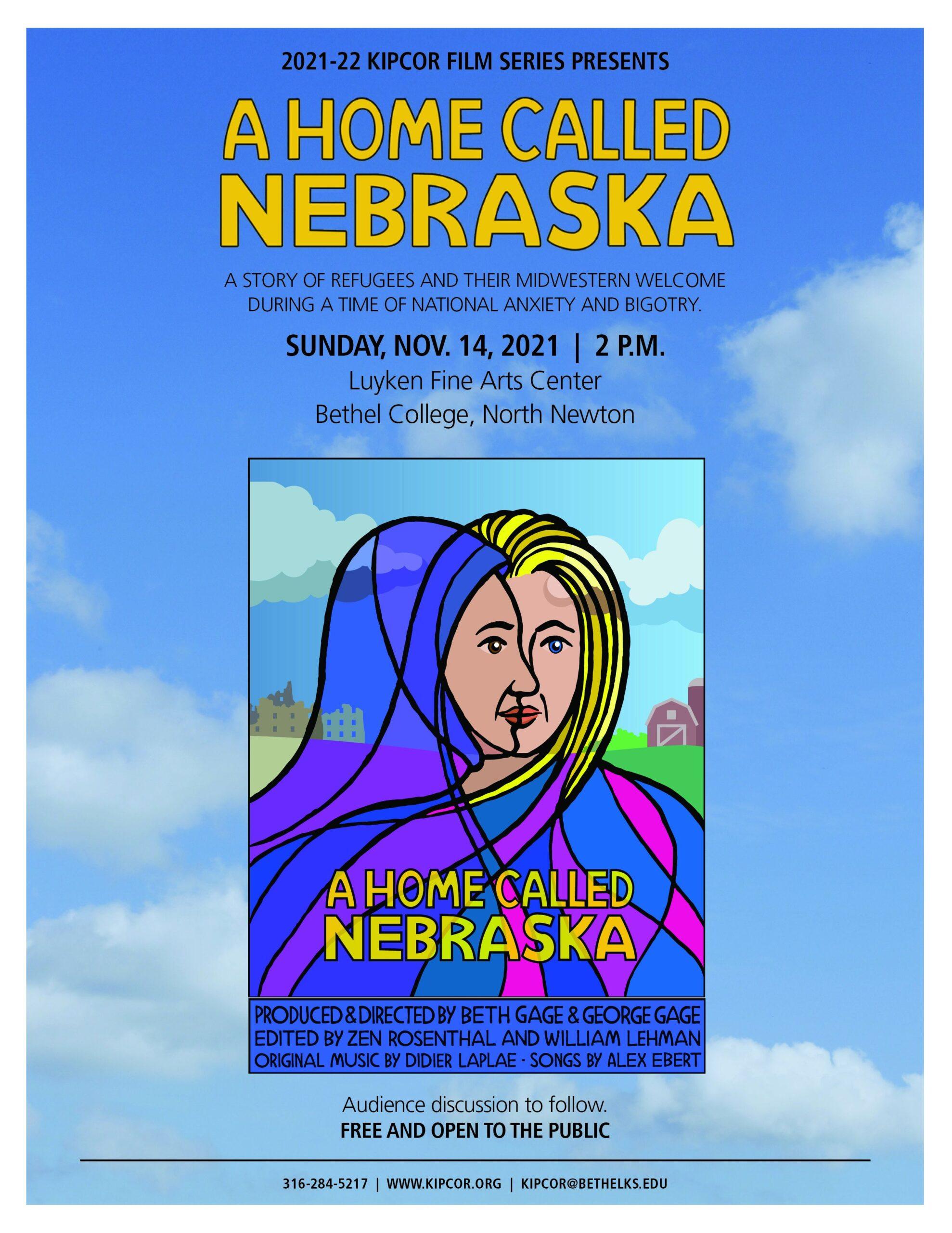 "KIPCOR Film Series:  ""A Home Called Nebraska"""